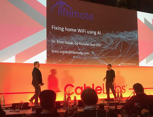 Lifemote Networks' Technology Voted Best New Innovation in CableLabs Innovation Showcase