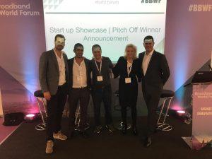 BBWF Start-up Showcase Pitching Competition