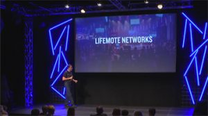 Lifemote in Slush 100