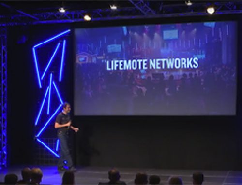 Lifemote; in final 3 startups for Slush100